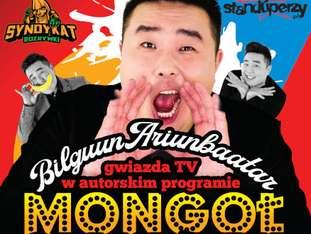 Bilguun Ariunbaatar: Mongoł Stand-upu - bilety