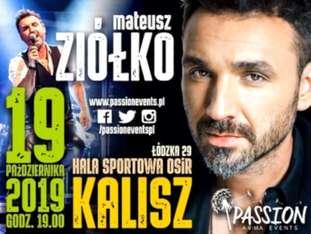 Mateusz Ziółko - bilety