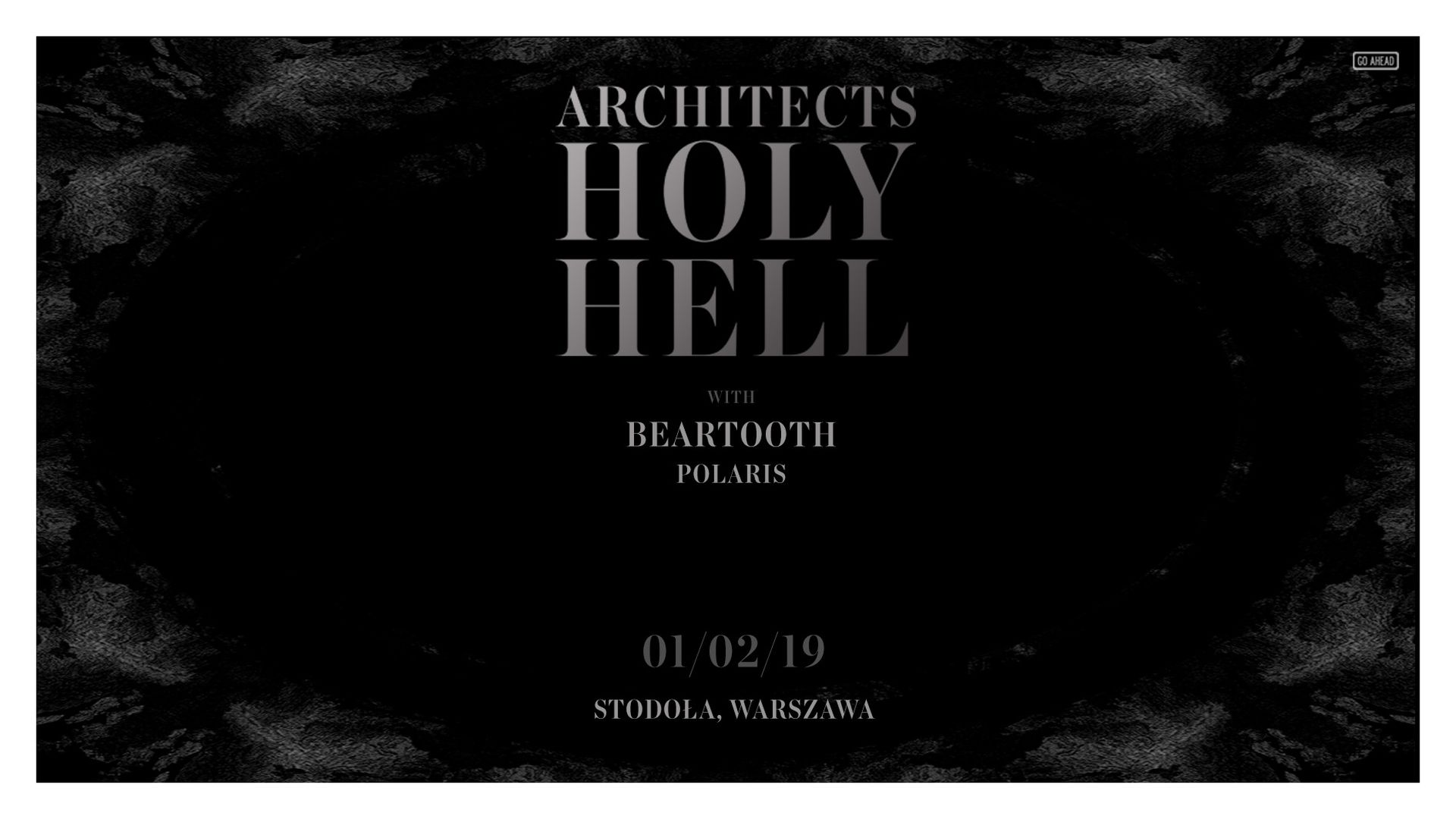 Bilety kolekcjonerskie - Architects