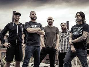 Killswitch Engage - bilety