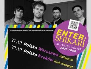 Enter Shikari - bilety