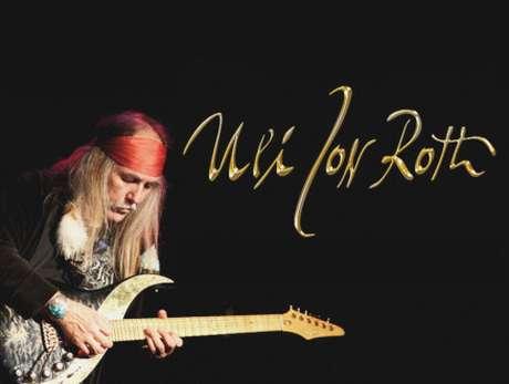 Uli Jon Roth (ex-Scorpions) - Solo World Tour 2020 - Interstellar Sky Guitar - bilety