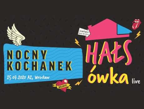 Nocny Kochanek - Hałasówka - bilety
