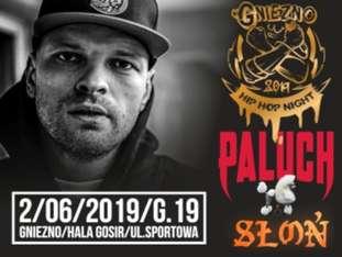 Paluch & Słoń (Gniezno Hip-Hop Night 2019) - bilety