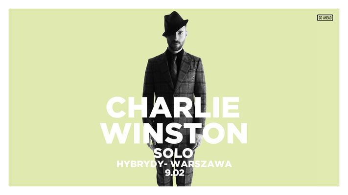 Bilety kolekcjonerskie - Charlie Winston