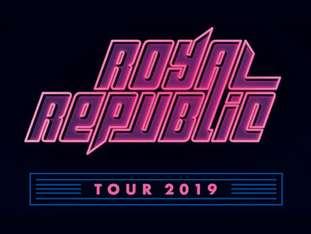 Royal Republic - bilety