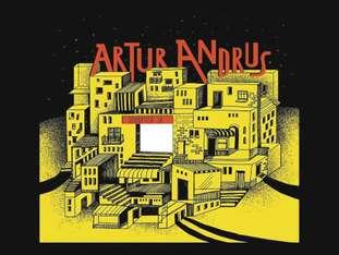 "Artur Andrus ""Sokratesa 18"" - bilety"