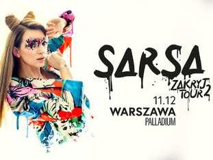 SARSA #ZAKRYJTOUR2 2019 - bilety