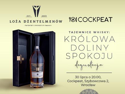 Tajemnice Whisky: Królowa Doliny Spokoju - zdjęcie główne wydarzenia