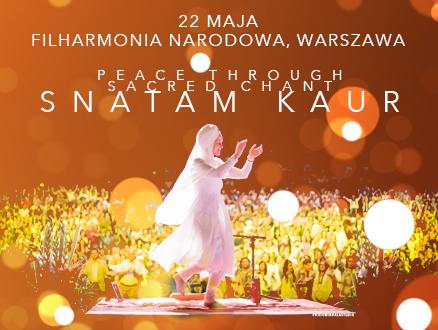 Snatam Kaur - zdjęcie główne wydarzenia