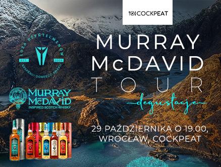 Murray McDavid Tour (Wrocław) - zdjęcie główne wydarzenia