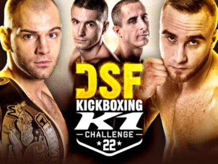 DSF Kickboxing Challenge 22: Droga Wojownika - zdjęcie główne wydarzenia