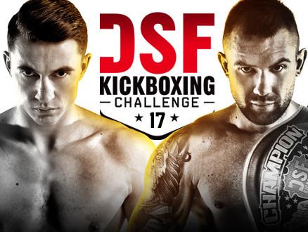 DSF Kickboxing Challenge 17 - zdjęcie główne wydarzenia