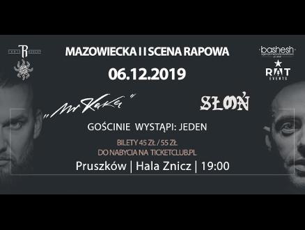 Mr Kękę x Słoń x Jeden - zdjęcie główne wydarzenia