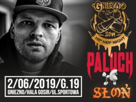 Paluch & Słoń (Gniezno Hip-Hop Night 2019) - zdjęcie główne wydarzenia