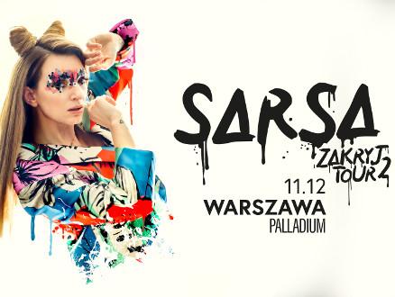 SARSA #ZAKRYJTOUR2 2019 - zdjęcie główne wydarzenia