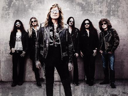 Whitesnake - the flesh and blood world tour - zdjęcie główne wydarzenia