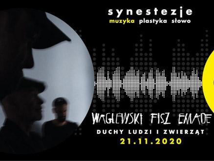 Synestezje: Waglewski Fisz Emade - zdjęcie główne wydarzenia