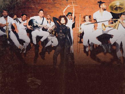 Brass Against - zdjęcie główne wydarzenia