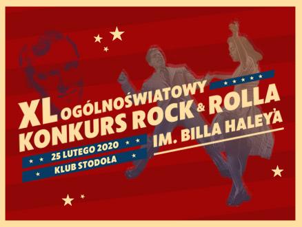XL OGÓLNOŚWIATOWY KONKURS ROCK'N'ROLLA IM. BILLA HALEYA - zdjęcie główne wydarzenia