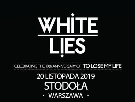 White Lies - zdjęcie główne wydarzenia