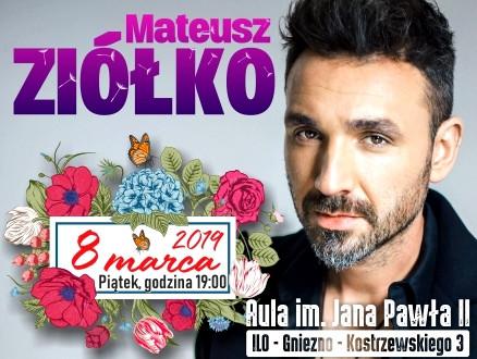 Mateusz Ziółko - zdjęcie główne wydarzenia