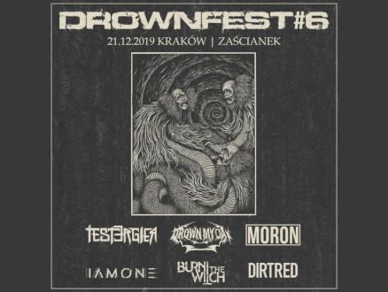 Drownfest#6: Drown My Day, Tester Gier + goście! - zdjęcie główne wydarzenia