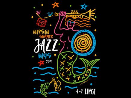 Warsaw Summer Jazz Days 2019 - dzień 2 - zdjęcie główne wydarzenia