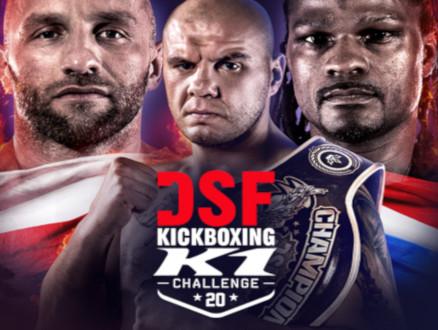 DSF Kickboxing Challenge 20 Kraków - zdjęcie główne wydarzenia