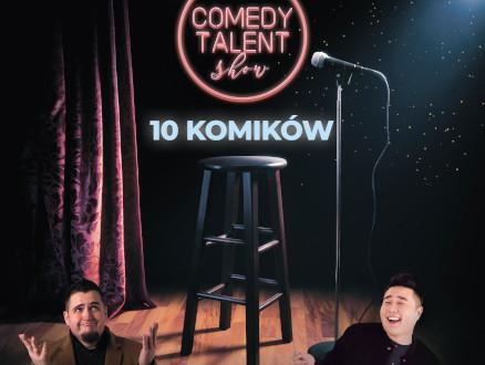 Comedy Talent Show Komik 2020 - Warszawa - zdjęcie główne wydarzenia