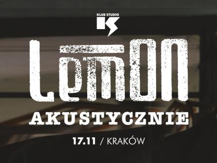 LemON Akustycznie - zdjęcie główne wydarzenia