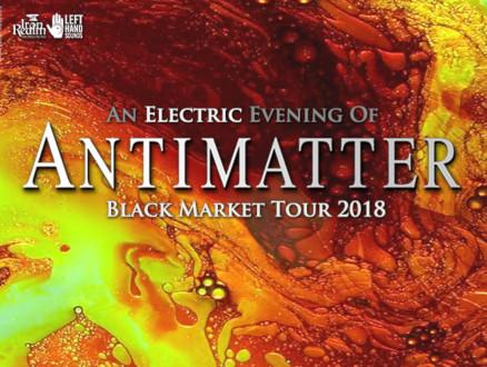 An Electric Evening of Antimatter - zdjęcie główne wydarzenia