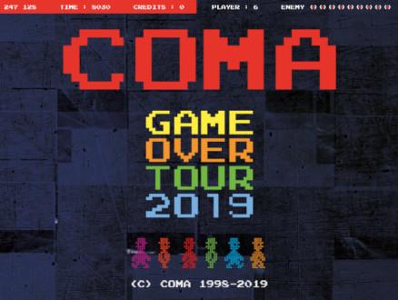 Coma - zdjęcie główne wydarzenia