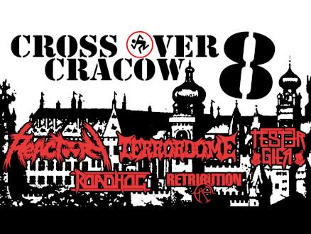 Cross Over Cracow 8 - Reactory, Terrordome, Tester Gier, Roadhog, Retribution - zdjęcie główne wydarzenia
