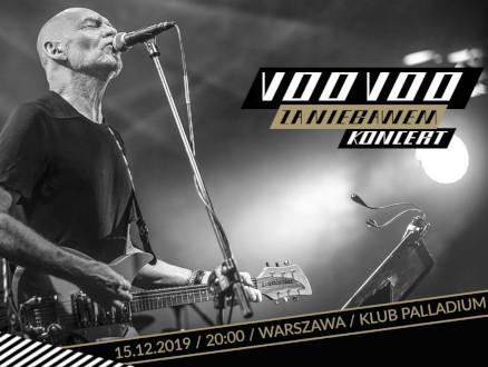 zniżka dla całej rodziny 100% autentyczny Bilety na VOO VOO - Warszawa - Palladium, Niedziela, 15 grudnia 2019