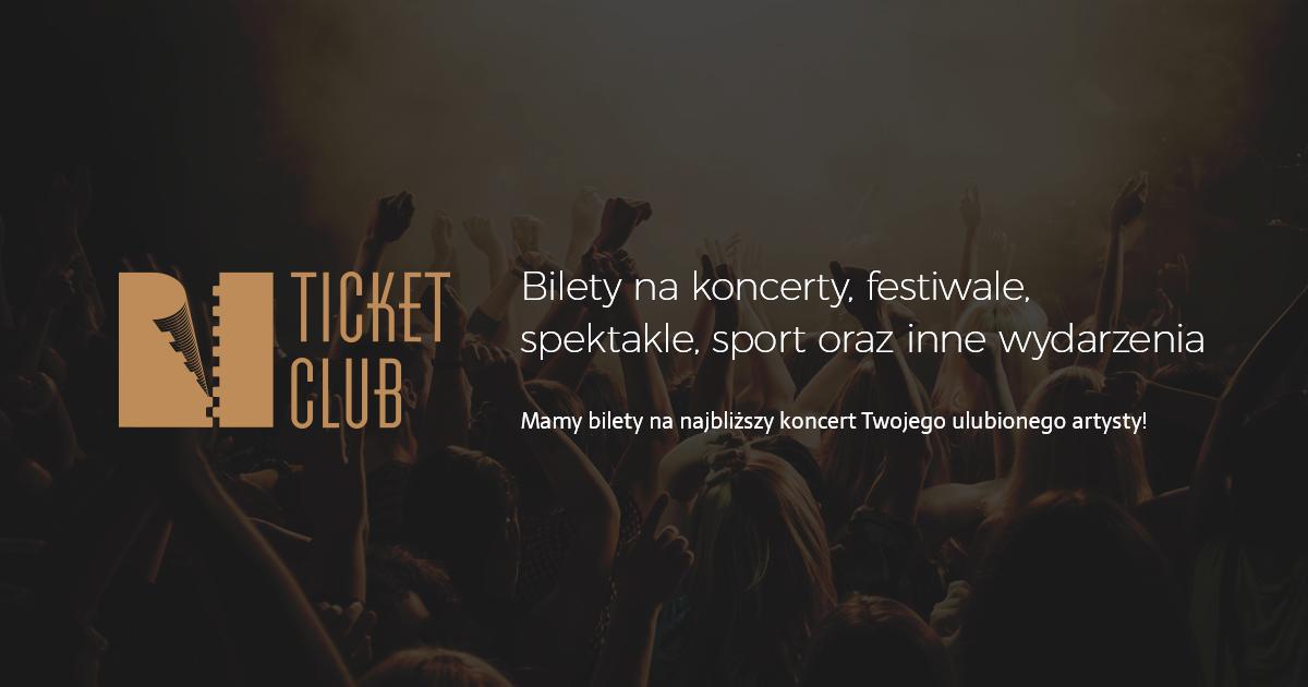 ładne buty szeroki zasięg najbardziej popularny Happysad - bilety na koncerty 2019 - TicketClub.pl.